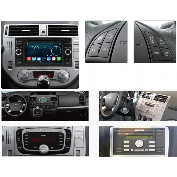 Ford Kuga, Mondeo, Transit i inne