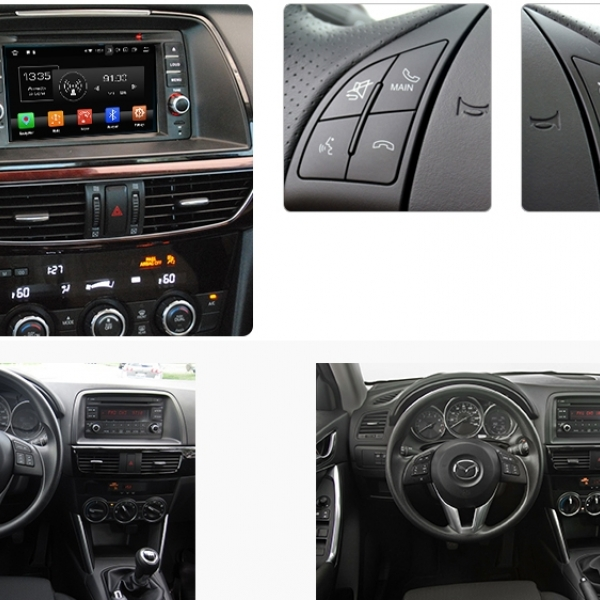 Mazda CX-5 (2012-2016)