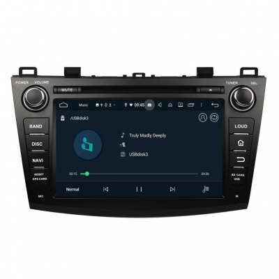 Mazda 3 (2010-2013)