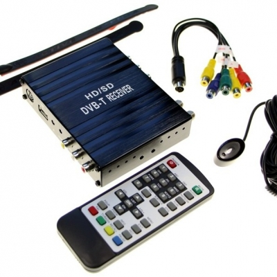 Tuner DVB-T HD