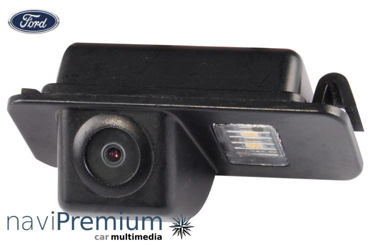 Kamera cofania - FORD Fiesta, Focus, Mondeo, S-Max, Galaxy, Kuga
