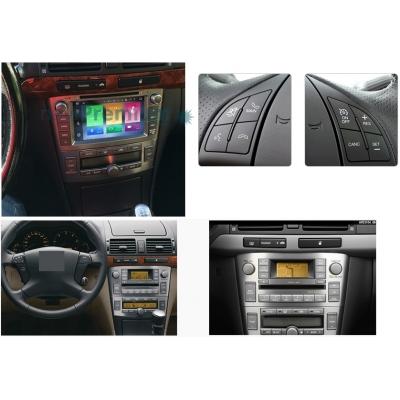 Avensis T25 (2003-2008)