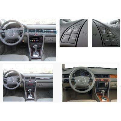 Audi A6 RNS
